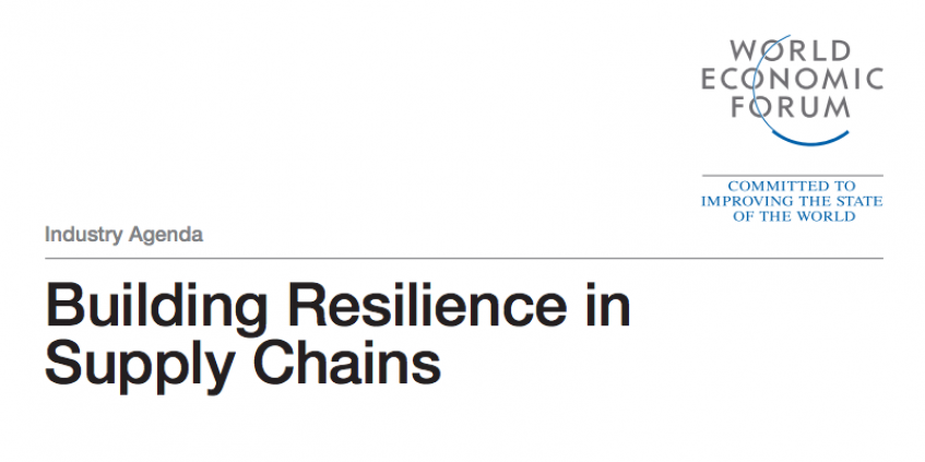 REPORT: Building Resilience in Supply Chains