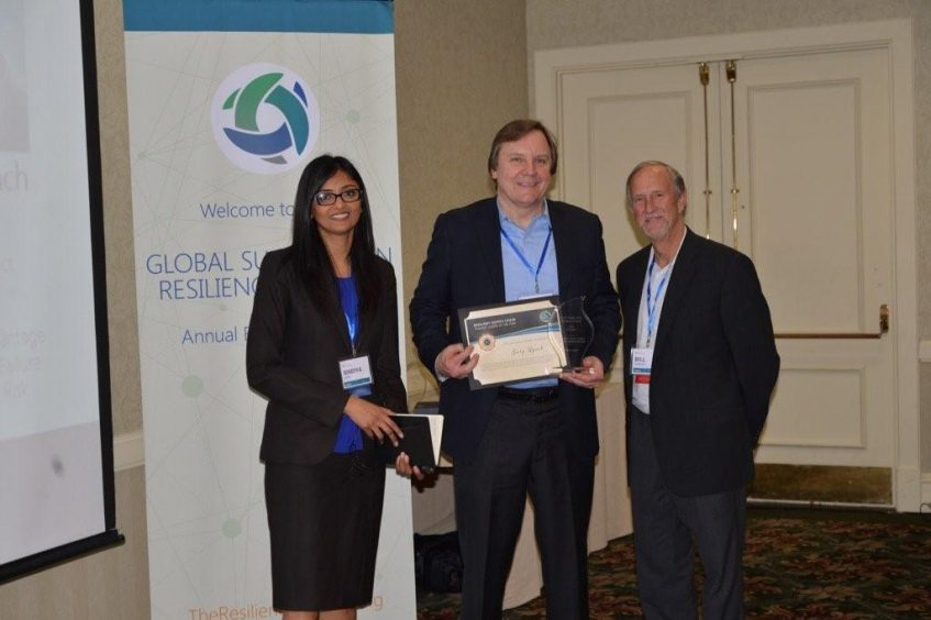 Lynch Named Resilient Supply Chain Thought Leader of the Year